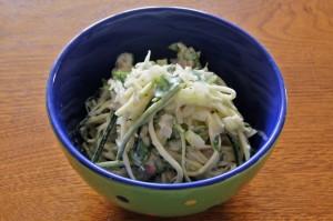 Salát s kysaným zelím